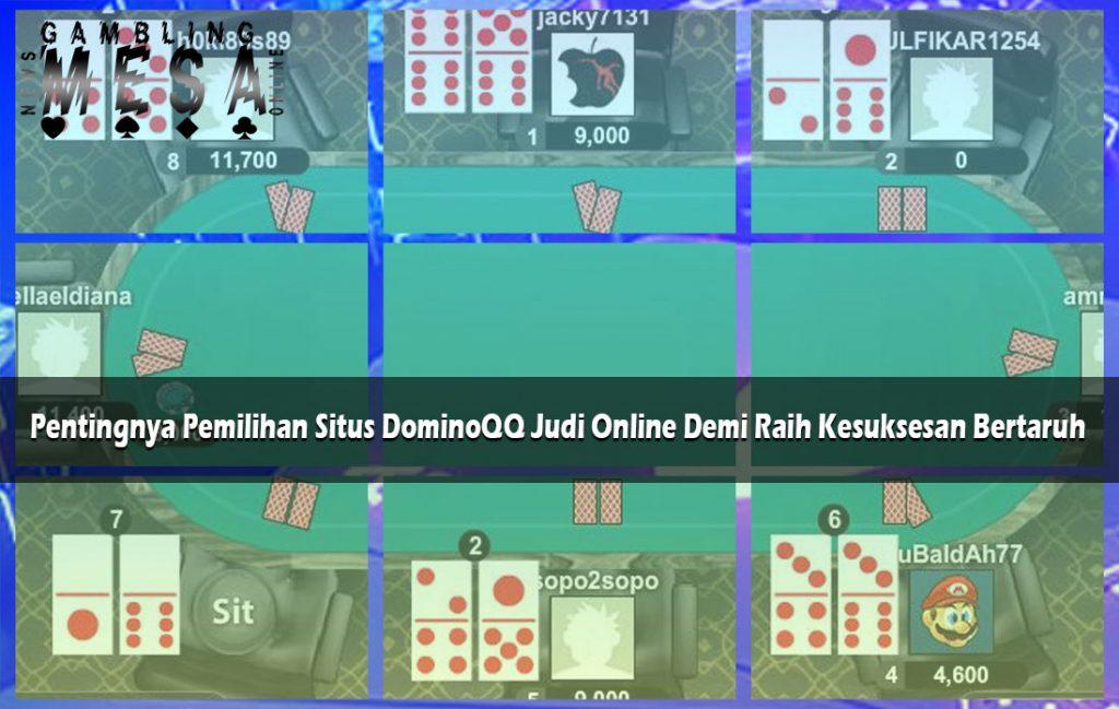 Situs DominoQQ - Situs Panduan Terlengkap Permainan Judi Online Indonesia